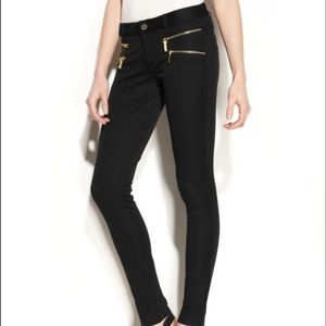 MICHAEL MICHAEL KORS Skinny Stretch Rocker Pants